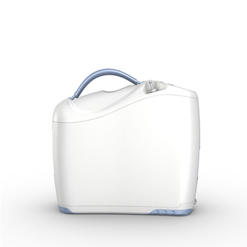 Portable Oxygen Concentrator G2 Side